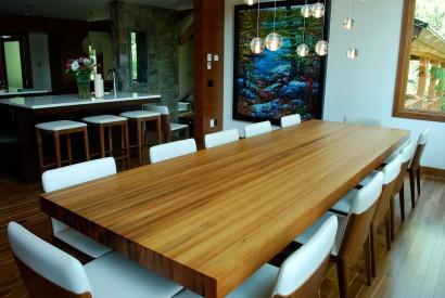 Fir Trestle Table